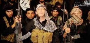 Un chico australiano huyó de su casa y reapareció como terrorista armado en un video del Estado Islámico