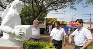 Destacan la figura de Blas Martínez Riera restaurando los bienes culturales en Posadas