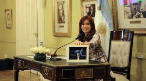 Cristina Kirchner, en reposo por un cuadro de faringitis