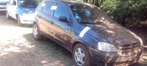 Policías incautaron en Candelaria automóvil con pedido de secuestro