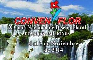 Floristas del país se reunirán en Posadas