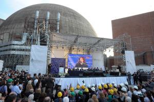Atucha II participa en la Primera Exposición Mundial Nuclear