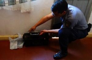 Dos hombres fueron detenidos al ser encontrados con elementos robados en Puerto Iguazú