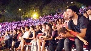 En el cierre, Closs dijo que el Festival de Cine vino para quedarse y ya piensan en 2015