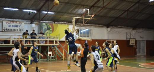 Básquet: triunfo de AEMO frente a Mitre