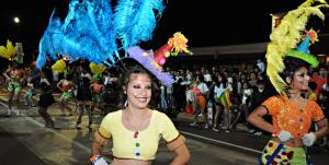 Todo el brillo y color de la Estudiantina 2014: más fotos de la segunda noche