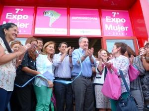 Expo Mujer 2014: variedad, emprendedurismo y talento misionero en escena