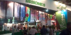 "Closs presentó la ""Experiencia Misiones"" en la FIT"