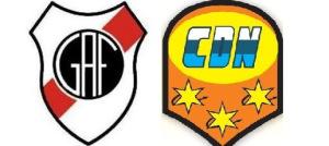 B Nacional, posiciones y fecha: Crucero primero y de fiesta; Guaraní último y de licencia