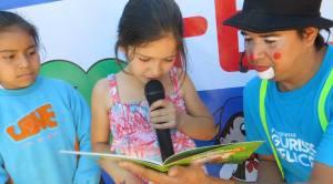 """""""Gurises Felices"""" entregó más de cuatro mil libros en Aristóbulo del Valle"""