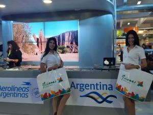 Misiones estuvo presente en la Feria Internacional de Turismo de Paraguay