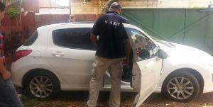 Secuestran en Corrientes capital un auto que fue birlado al dueño mediante una estafa