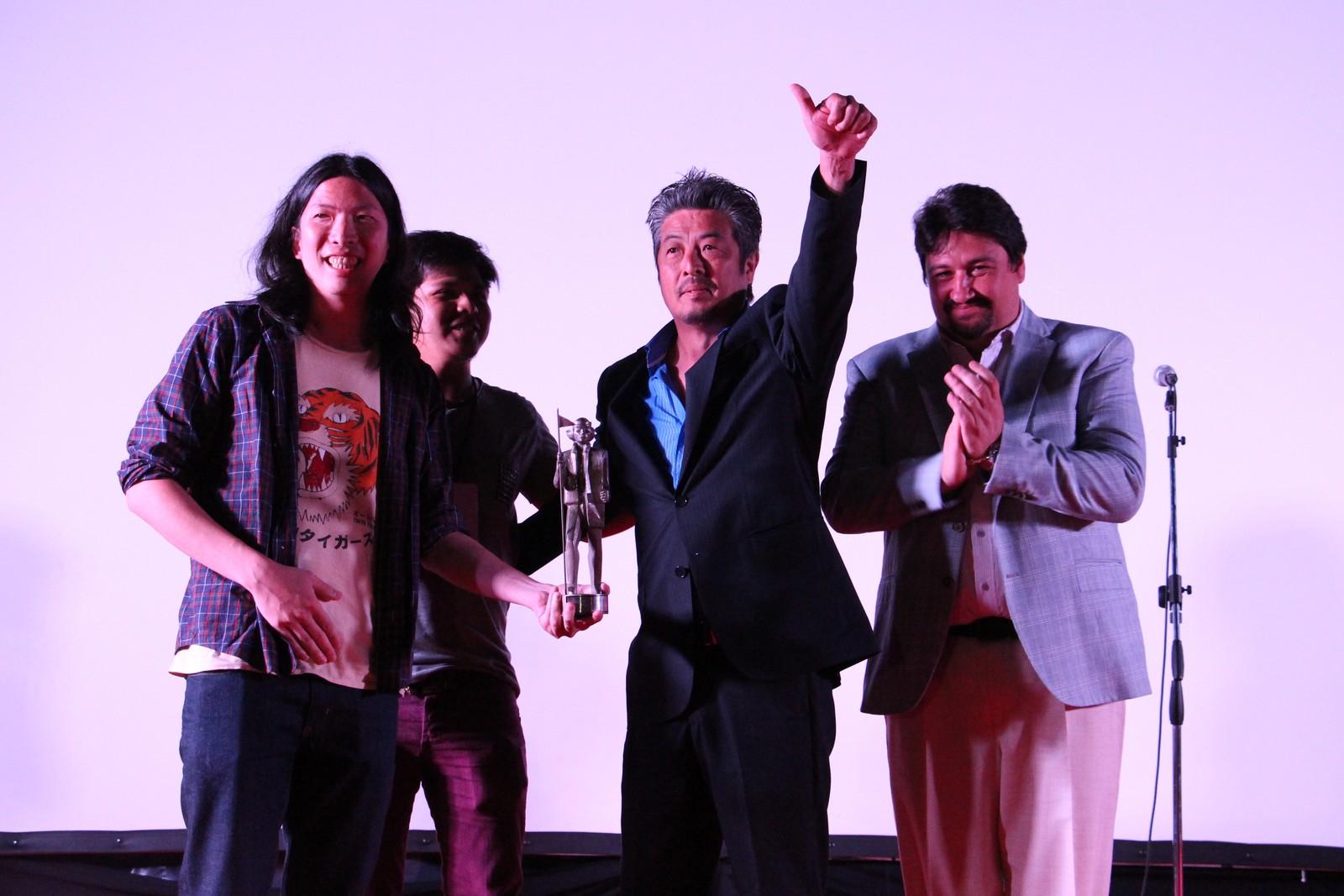 """Festival Tres Fronteras: """"La Salada"""" se llevó el Andresito a la mejor película"""