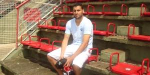 """Piñero da Silva: """"Hubiera sido lindo meter ese gol contra Aldosivi, ahora hay que revertir eso"""""""