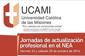 UCAMI: realizarán la 1º jornada de actualización profesional en lenguas