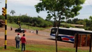 Motociclista falleció embestido en Eldorado