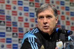 """Martino: """"Contra Brasil trataremos de hacer algo parecido"""" al triunfo ante Alemania"""