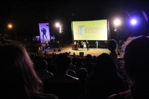 Iguazú durante una semana se convierte en un gran cine