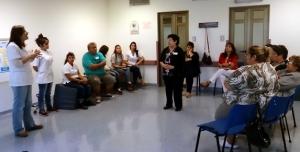 Nutricionistas del Hospital Escuela realizan atención integral grupal