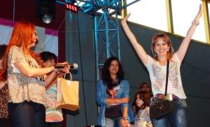 Con entregas de premios y reconocimientos la Expo Mujer se despidió hasta el año que viene