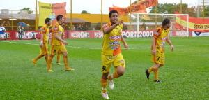 Crucero empató 1 a 1 con Atlético Tucumán y se mantiene puntero de la zona B
