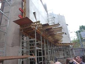 Destacan el avance de la construcción de la torre del IPLyC