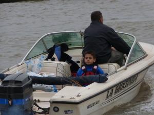 20 Horas de Pesca: un chico de 10 años sacó un manguruyú de casi un metro; esta noche, gran fiesta de premiación
