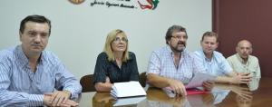 El intendente de Oberá presentó el proyecto de presupuesto para el 2015