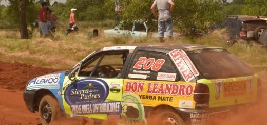 Rally Misionero: confirmaron el recorrido de la primera fecha que arranca el 20 de marzo en Apóstoles-Azara