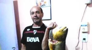 Sigue la búsqueda del pescador Ramón Sánchez en Ituzaingó