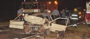 Jardín América: cuatro muertos y tres heridos tras un triple choque en ruta 12
