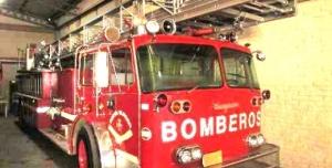 Bomberos Voluntarios de Itaembe Mini incorporan una autobomba