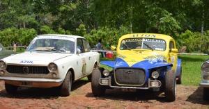 Los pilotos del Gran Premio Histórico recargaron energías en las Termas de la Selva