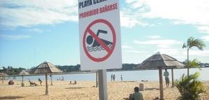 La Municipalidad de Posadas advierte que aún no están habilitados los balnearios sobre el Paraná