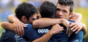 Boca derrotó al irregular Defensa y Justicia 2 a 0 en la Bombonera
