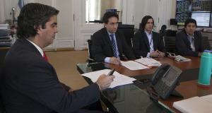 El intendente de Montecarlo se reunió con Capitanich y pidió comenzar a hablar de la universidad del Alto Paraná
