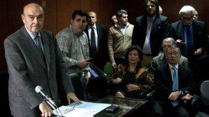 Domingo Cavallo absuelto en la causa por el megacanje