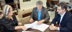 El Cedit firmó un convenio con la Universidad de Chapecó, Brasil
