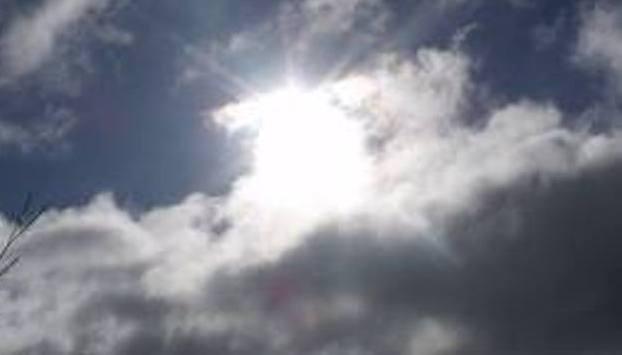 Miércoles caluroso con probabilidad de precipitaciones durante la noche