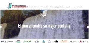 Mañana comienza el Primer Festival Internacional de Cine de las Tres Fronteras, en Iguazú