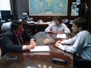 Closs respaldó ante Nación el reclamo yerbatero, pero exigió que los molineros muestren sus números