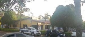 Se movilizaron en San Vicente para pedir la liberación de los policías presos por apremios ilegales