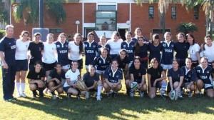 """Rugby femenino: para """"Las Zorras"""" de CAPRI, hoy La Plata sí puede hacer a la felicidad"""
