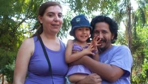 Padres realizaron una caminata y pidieron sumarse a la lucha contra el síndrome de Rett
