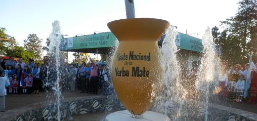 Sigue la Fiesta Nacional de la Yerba Mate en Apóstoles