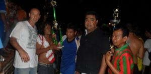 La comunidad de Fracrán se quedó con el campeonato de Fútbol Aborigen