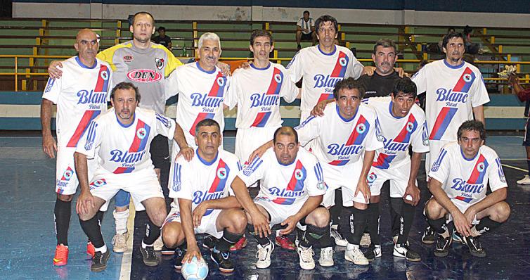 Futsal: Posadas ganó y empató en la segunda fecha del Nacional Senior