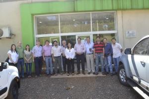 Buscan dar fuerte impulso industrial al Alto Uruguay
