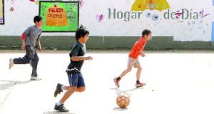 El Hogar de Día atiende a más de 100 chicos diariamente