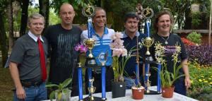 Este domingo se correrá la maratón de la orquídea en Montecarlo